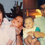 1997 Baby BamBam with parents . . . 2016 #Happy20thBamBamDay https://t.co/boebJv0LeC
