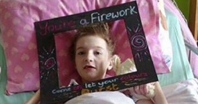 Campaign to make Sophie's dream come true - Manx Radio https://t.co/kv9dhGqTDk #YoureAFireworkSophie @KatyPerry :-) https://t.co/ZIkcmOjTaj