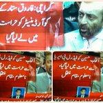 Coordinator of Farooq Sattar bhai arrested from FB area. #Karachi #MQM #Pakistan https://t.co/GVeN6LJ5rY