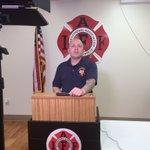"""Union president Matt Alter says fallen firefighter was """"a man of faith"""" @FOX19 https://t.co/Qzt9cdf4uB"""