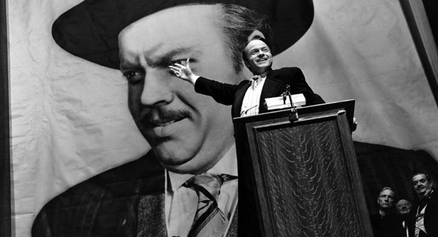 Citizen Kane had its world premiere at the Palace Theatre in NYC 75 years ago today! https://t.co/EaYBhGiPTG