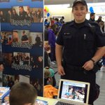 Many thanks to  @gpsmedia for supporting #YMCAHealthyKids Day today! @ConstableKGrant https://t.co/bbqotANVJm