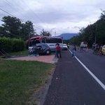 Accidente de tránsito en la vía Ibagué - Bogota sector planta de postobon Ibagué deja una persona Muerta https://t.co/5VPw98MpxG