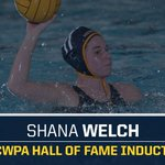Congratulations to Shana Welch who will be recognized before our title game today. #GoBlue https://t.co/KQQC5g4sxE