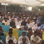 #PPP vows to struggle against privatisation &4 the rights of labour in its workers convention on #LabourDay #Karachi https://t.co/brmukAnBPF