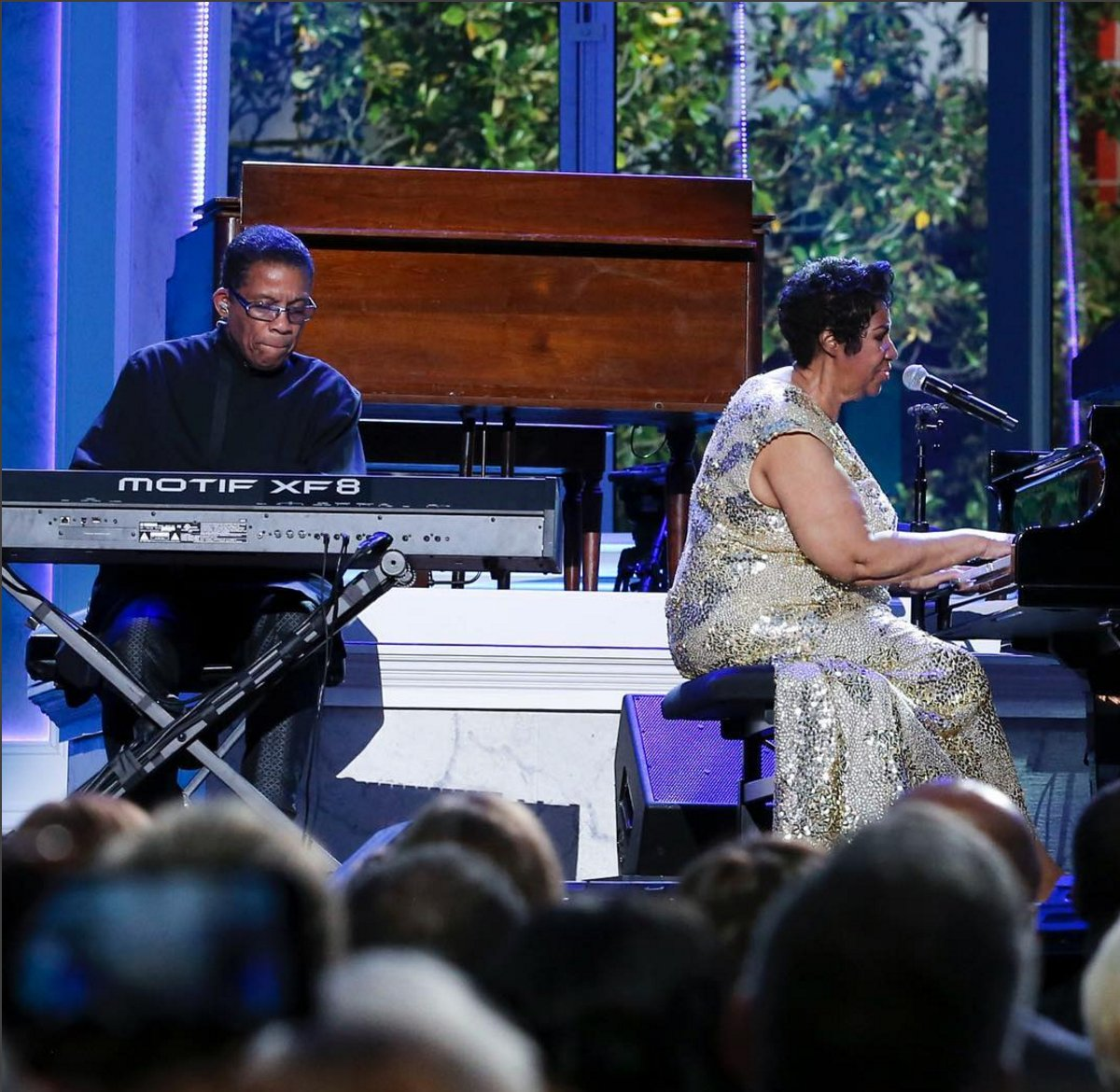 Watch last night's #InternationalJazzDay concert at the @WhiteHouse in its entirety at https://t.co/AH83x2CYmS! https://t.co/BrbV2IVYx8