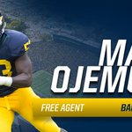 Congrats, @53Rio! Mario will head to BALTIMORE and join @WE_69 with the @Ravens! #GoBlue #ProBlue https://t.co/bwBunSuu0O