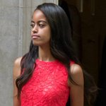 Malia Obama is going to look lovely in crimson! Shes headed to Harvard: https://t.co/EroM76GqK7 https://t.co/uO1ZlJfUUs