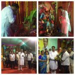 Bandra ward 97 musical eve & Puja for celebration of Maharashtra Day ! https://t.co/jtG5Elzdq5