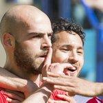 Vitesse belandt bovenaan het rechterrijtje https://t.co/4Qd2dpw9hU #nuarnhem Vitesse gaat de play-offs voor ... https://t.co/aN1uadrYLe