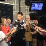 """Danny says they need to have """"appropriate fear"""" going into game 2 @News4SA @MaxSportsSA #GoSpursGo https://t.co/wekKdhsyNv"""