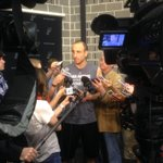 """Manu says its ok to be a little """"worried"""" going into game 2 @News4SA @MaxSportsSA #GoSpursGo https://t.co/6ywvQVoh2J"""