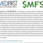 $MFST FDA 510k approval soon. 30m float. OTCQB https://t.co/BOu8ZCzjbs @frontpagestocks @DITRStocks @MASSIVEGAINS10 https://t.co/lSB5tF0m7T