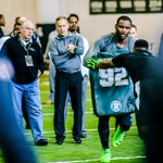 """Mark Dantonio calls Connor Cooks fall disappointing but gives MSU draft class a """"B-plus"""" https://t.co/94z2LJKYSE https://t.co/c6BcRPBJle"""