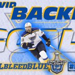 DAVID BACKES ???????? OVERTIME GAME WINNING GOAL!!! ???????????? #OurBlues @StLouisBlues #LGB???? #DALvsSTL #StanleyCupPlayoffs https://t.co/NudvdP2WEK