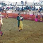 @sergio__roldan corta 2 orejas en Talarrubias (Ba).Viaje a México con moral.@tertuliaCarioca @NovilladasSin @tpt_tv https://t.co/No98qwQw1d