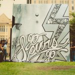 Game 2 Tix Contest: Get as creative as you can at our new interactive mural & share using #GoSpursGo https://t.co/sdfMYb52Ne