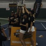 Your @HorizonLeague womens tennis champions = @YSUWomensTennis! #HLtennis https://t.co/mQ1xkKzX1s