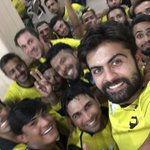 The winners selfie ???????????????? #PakistanCup https://t.co/HmKjza0sYX