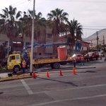 Aún gente trabajando por accidente en #iquique https://t.co/m2pzuUcSXo