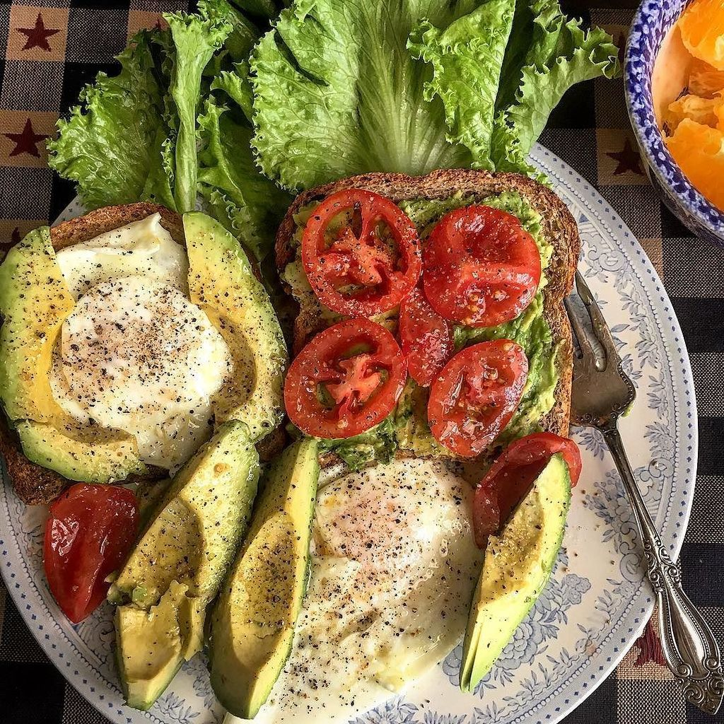 Home-cooked meals are the best! #brunch egg avocado open-faced sandwich https://t.co/6I96BCcJWz