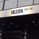 Finally time for @milburnmusic Seems like half of Sheffield has seen them this week! Straight to @Leadmill after! https://t.co/sZxnhrImgJ