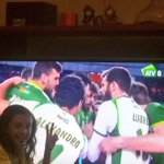 Increíble remontada del @cvalmeria !Q GRANDEEEEES????No hemos podido despegar los ojos de la tele!Nos vemos en Almería???? https://t.co/iYMgMRn6mB