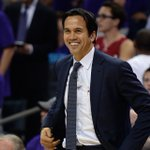 Erik Spoelstra is now 9-4 in elimination games, highest winning percentage among active head coaches (min 10 games). https://t.co/P3UkbOhYHH