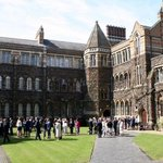 Went to a stunning wedding at Rugby School in Rugby, the birthplace of...rugby. https://t.co/zxVgbAgG5O