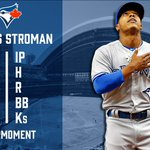 It was a happy birthday indeed for today's winning pitcher, @MStrooo6, who set a career high with 9 Ks! #OurMoment https://t.co/lTxRYonYiU