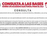 Acabo de votar #ConfluenciaSí en la consulta de @iunida  ¡Pero QUIERO votar de nuevo con un acuerdo sobre la mesa! https://t.co/UUDAfQx00c