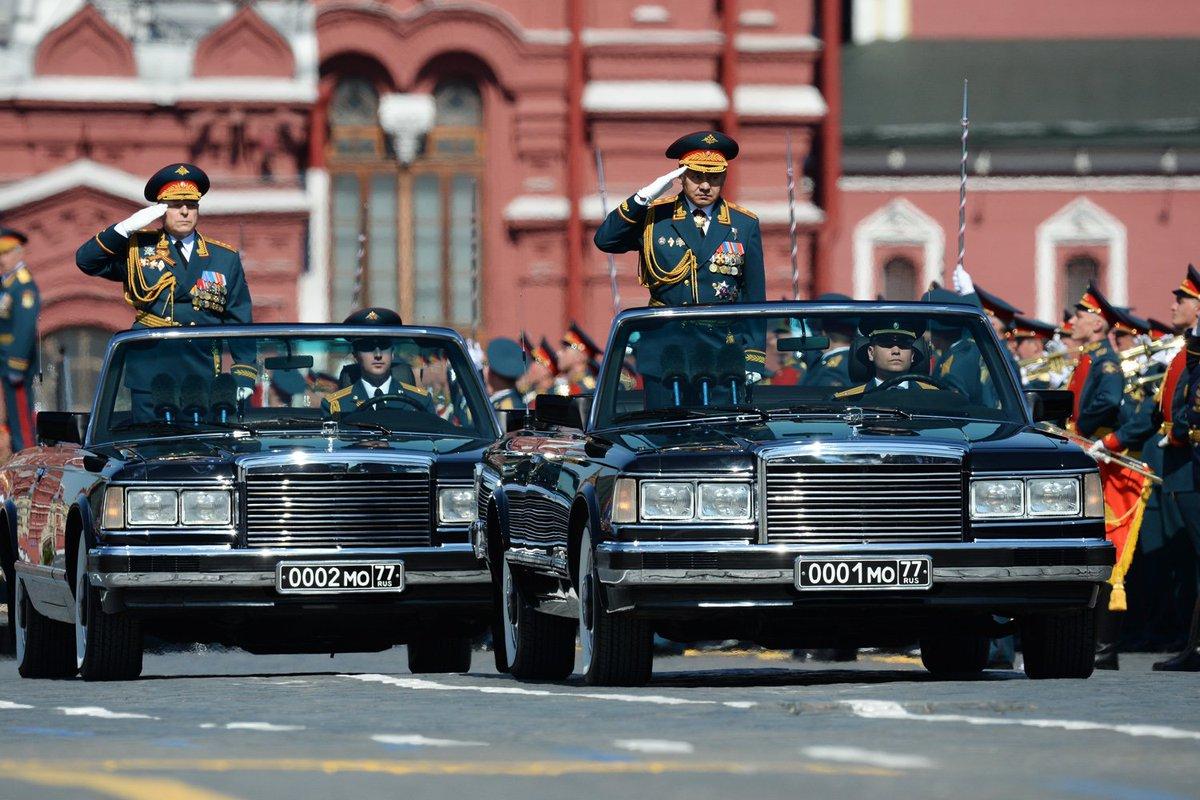 #ДеньПобеды: военный парад на Красной площади https://t.co/BUZ1BNtPxU https://t.co/0iZ6F7hLmo