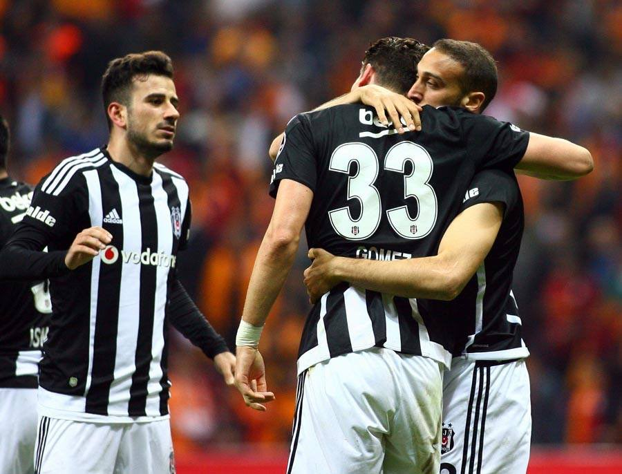 Great team, great victory! 2 more games like the second half! #lider #bjk #besiktas #blackeagle #happy #33 https://t.co/2SseP3rMpa