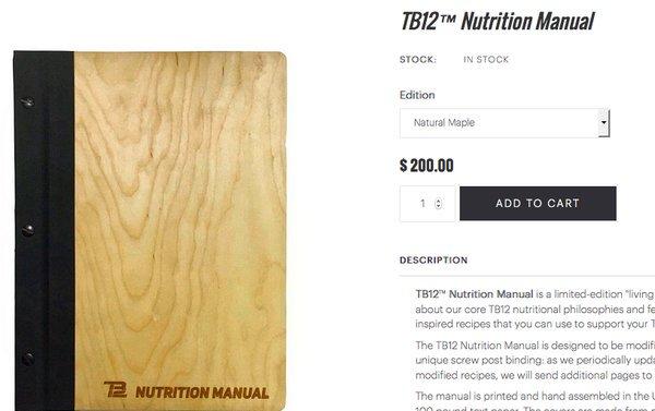morning buzz: tom brady releases $200 cookbook 'tb12 nutrition