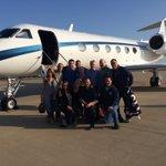 Happy flight! @ReedLow34 @tyake27 #STLBlues #OurBlues #WeAllBleedBlue. Meet ya back in St. Louis! https://t.co/tyXOAzIRWE