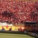 Torcida do Vitória CONTRA O GOLPE! Mandou recado e eu adoreiiiiii !!! Obrigada a tds os torcedores do Vitória! https://t.co/x6FJYFJhkJ