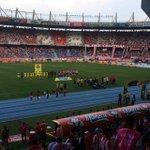Buen empate de Bucaramanga 1x1 al Junior. Debe ganar a Envigado, para que sea valioso. Excelente Andrés Mosquera! https://t.co/UJ8Cn4T3DZ