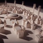 A Game of Thrones superfan recreated the opening credits of the show out of paper. https://t.co/0XVUprdV7Z https://t.co/MD9uCuENAs