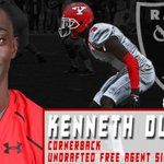 Congratulations to CB Kenneth Durden (@229kd) on being signed to the @RAIDERS! #PenguinsGoingPro #GoGuins #NFL https://t.co/da7tqv1pET