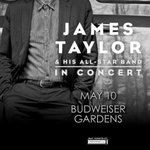 All week at 7:10am win tickets to see James Taylor at @BudGardens BUT you have to go with @CurtisRadio #ldnont https://t.co/Pu0EmfzzQK