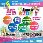 Dear Parents, yuk ikut sertakan anak anda dalam lomba-lomba seru Open House Little Step School https://t.co/O6m4u92bnw