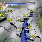 Patchy fog is an issue tonight-tomorrow morning. Use the low beams!! #Baltimore https://t.co/YxmWuqm0ym