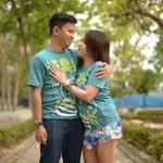フィリピンの友人がアップしてる彼女とのラブラブ写真がひどいww https://t.co/55zrayUjot
