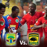 The day is finally here #SuperClash Monday at the Accra Stadium. @HeartsOfOakGH v @AsanteKotoko_SC #GHPL Week10 https://t.co/L0XLQPBx9t