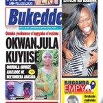 "In @bukeddeonline: ""Omuko yeekwese naggyako nessimu - OKWANJULA KUYIISE"" Read #Epaper via: https://t.co/diGxKJlGDb https://t.co/v8YwI3UTUo"
