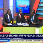 Prof Latigo: The mistake that NRM makes is that it politicizes everything; the IGP has to be NRM, the CDF, Speaker.. https://t.co/NogZcMNDp1