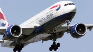 Fighter jets intercept British Airways flight