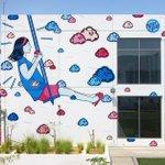 New Street Art by Myne&Yours #art #mural #graffiti #streetart https://t.co/jPBI0gXfl9 https://t.co/MXi3xRb4dM