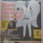 Graphic Showbiz: Shatta comes like kakai, like angel. #JoySMS https://t.co/A5AXNvtldB