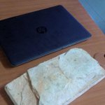 My friends laptop has survived being stolen by the driver of UAW186L.They had placed a stone in her bag. @ugandaupf https://t.co/Wxkg9jNZf7